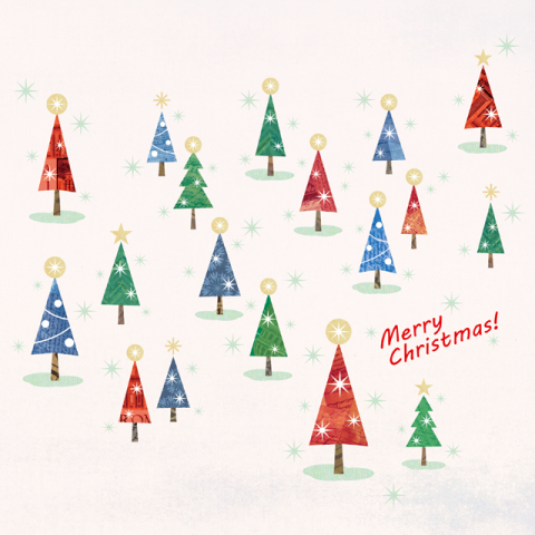 クリスマスコーナーが出来ました!